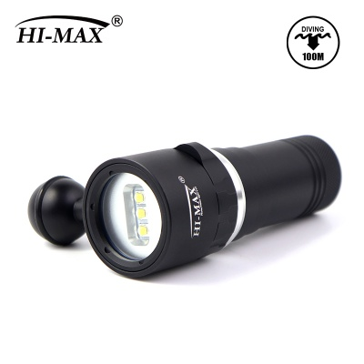 Hi-max V16 2000lumen video light with 3*U2 Led