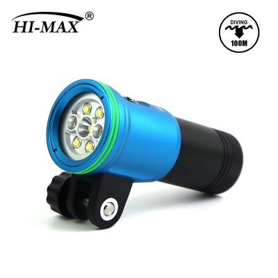 V11 3200LM Underwater Video Light