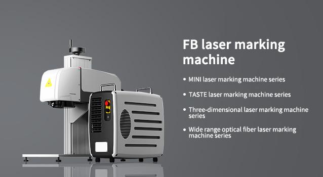 Fiber laser marking machine series