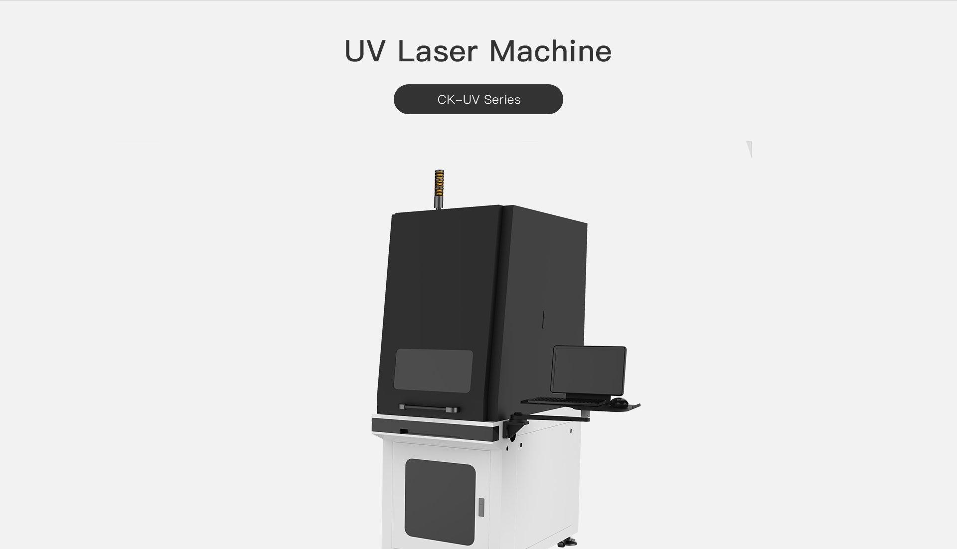 Taste Laser-uv laser engraving machine