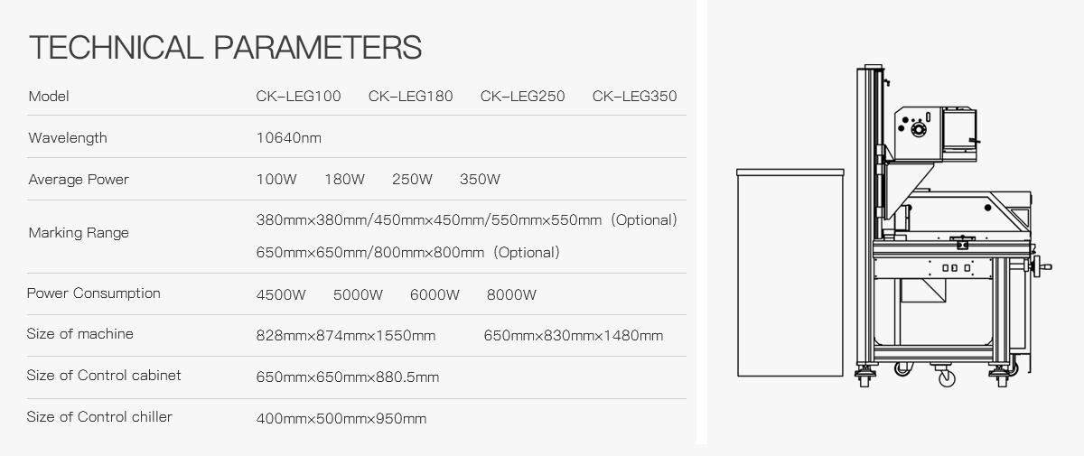 Taste Laser-high quality co2 laser machine