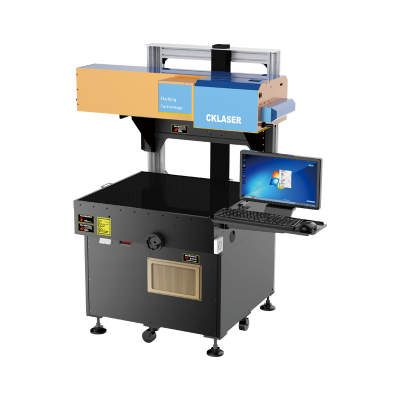 Economic CO2 laser marking machine