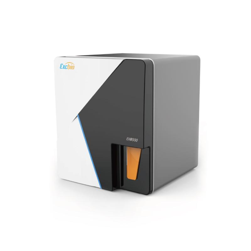 EH8500 全自动五分类开放进样血液分析仪