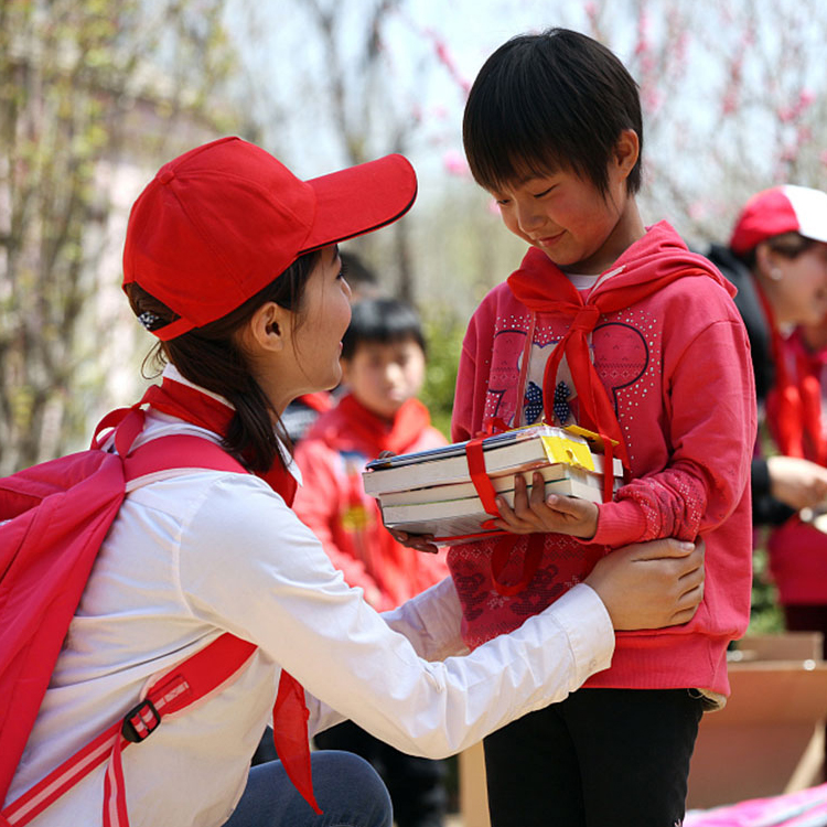 助力山区贫困儿童圆学习梦想