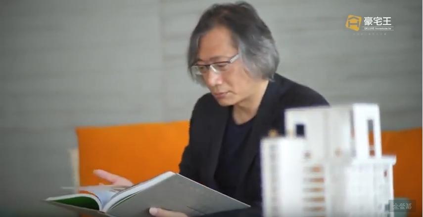 建案專訪 「富錦建設」建築設計師 蘇林立...