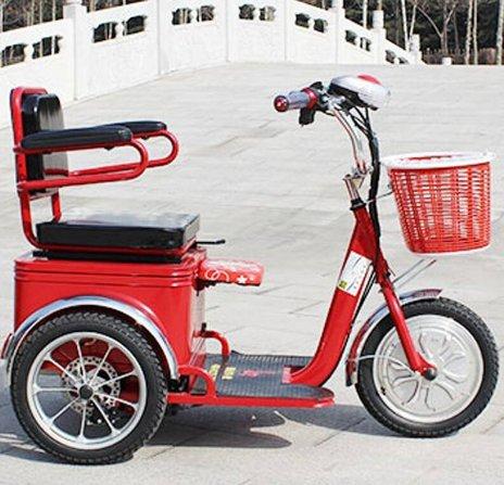 传统电动代步车