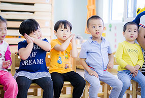 幼兒園中班