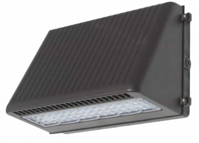 LED Full-cutoff Wall Pack with UL and DLC