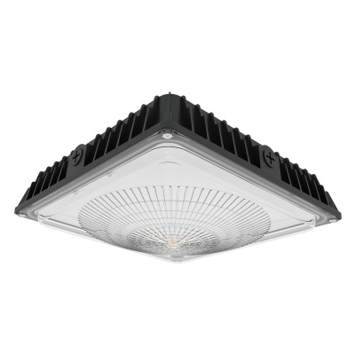 LED Slim Canopy with UL and DLC