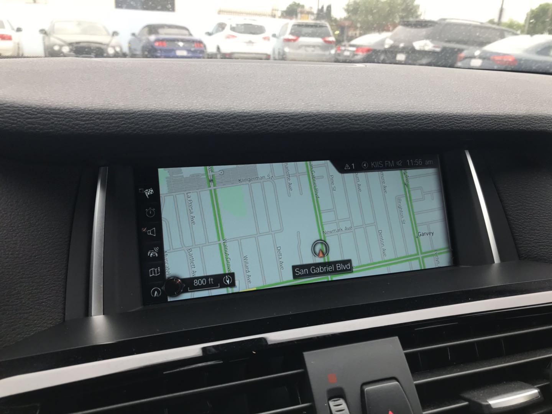 2017 BMW X3 XDRIVE MSPORT  SOLD
