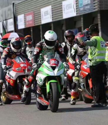 新赛季风起云涌 2018中国超级摩托车锦标赛将揭幕