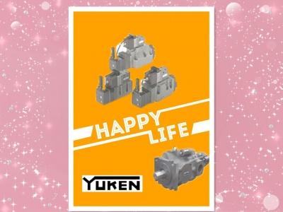 日本YUKEN、台湾YUKEN、张家港YUKEN