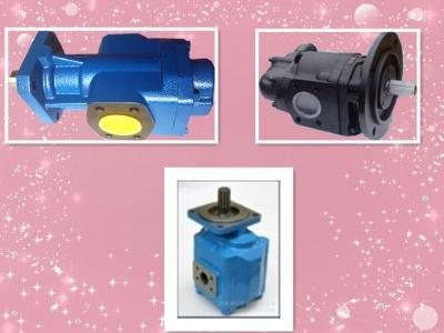 CHANNELWELKIN outer meshing gear pump