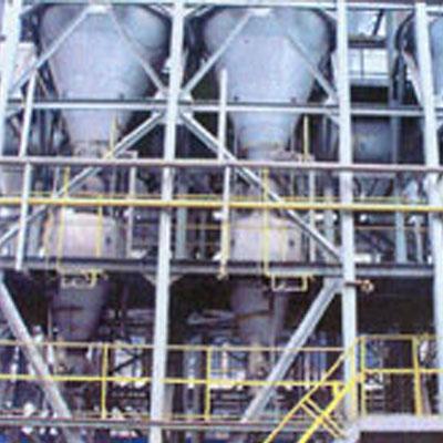 高炉煤气干法除尘系统