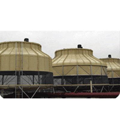 工業型鋼結構逆流圓塔