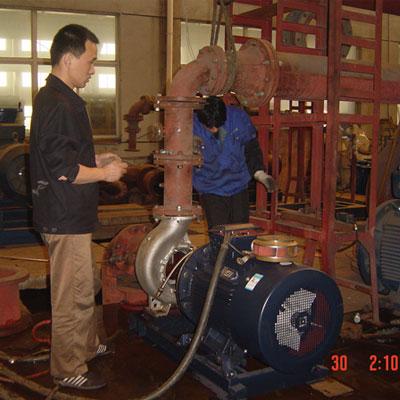 无双水泵生产规模
