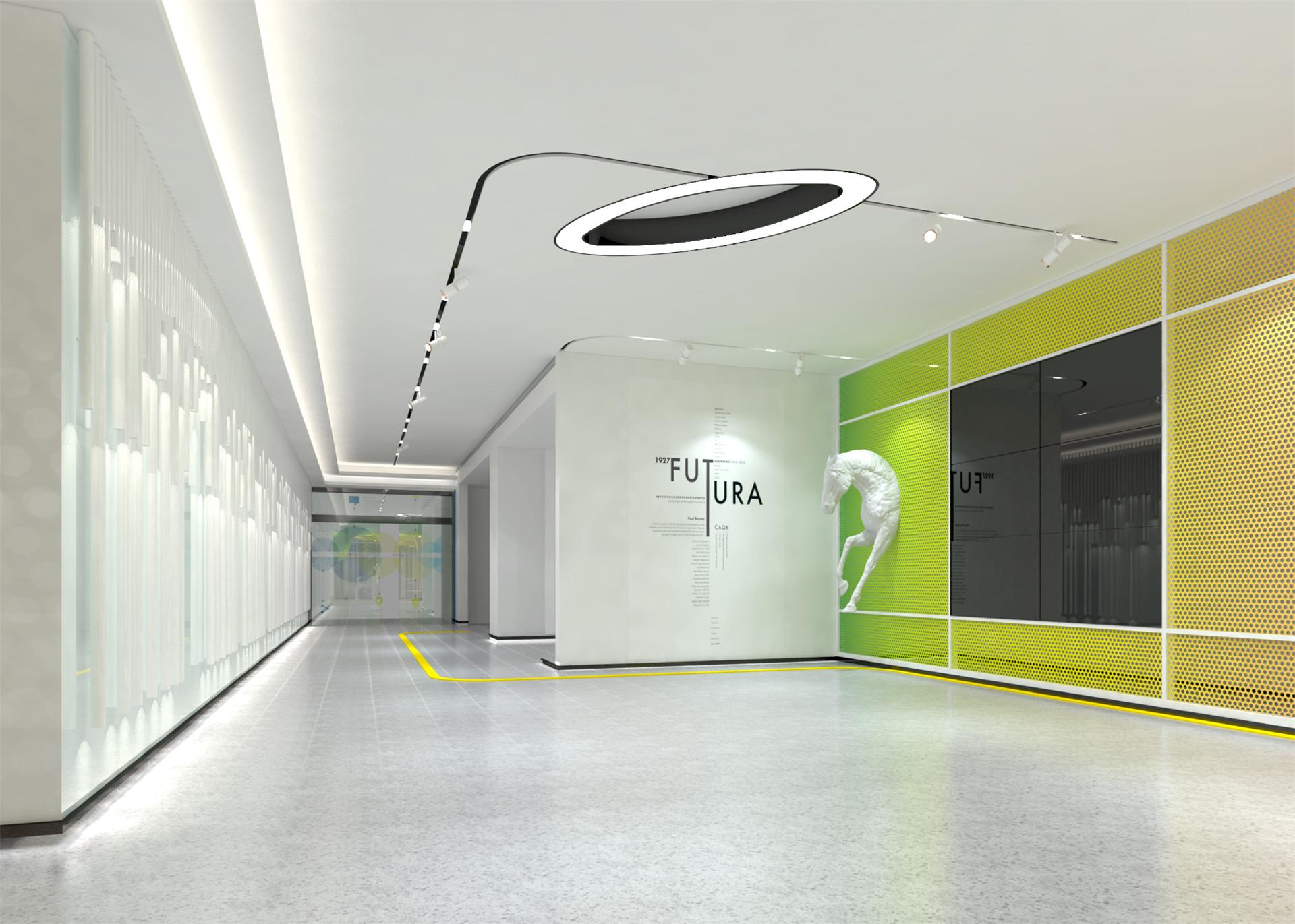 纽宾凯K5生活展厅软装项目