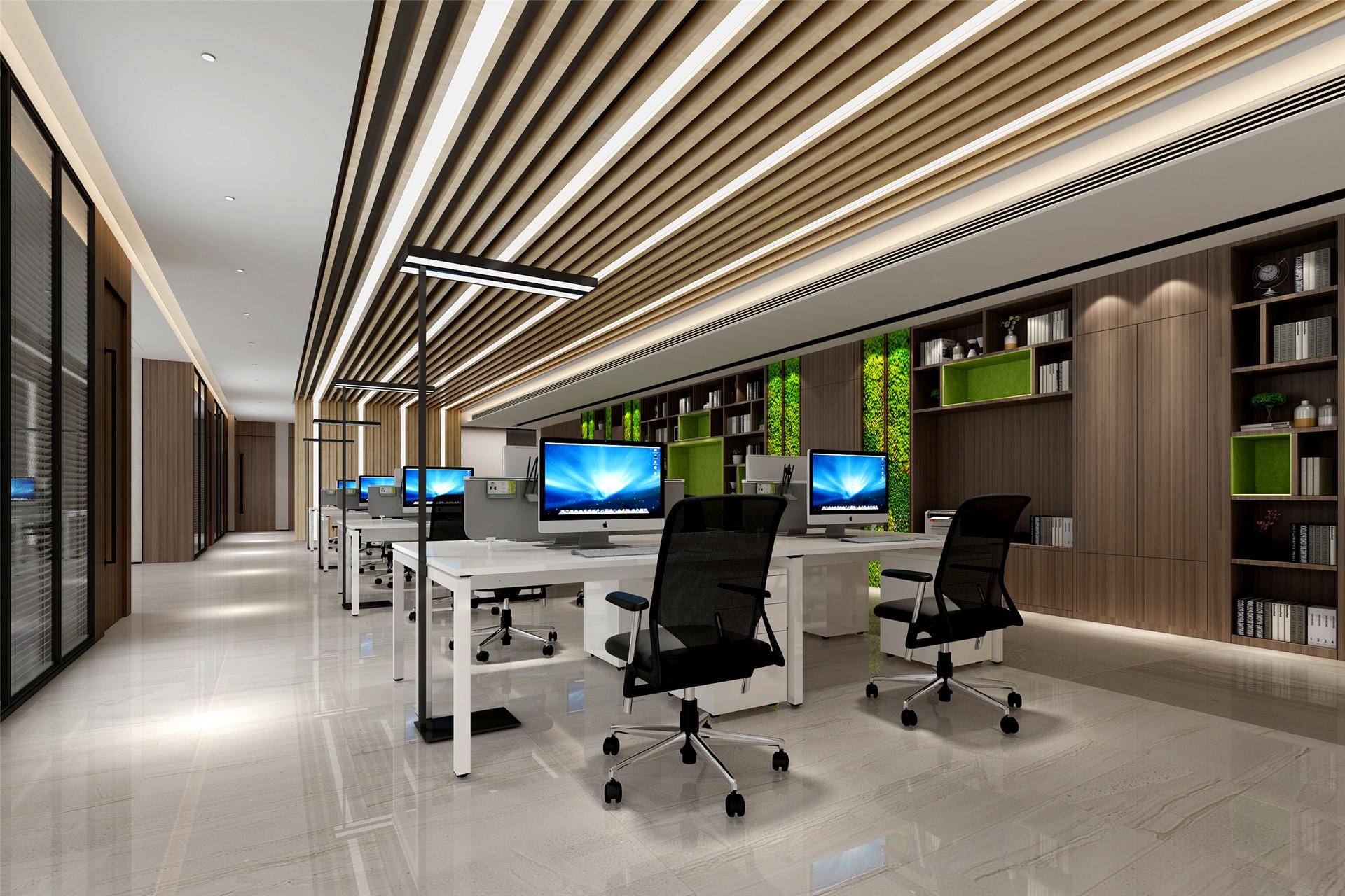 葛洲坝国际中心40F办公项目