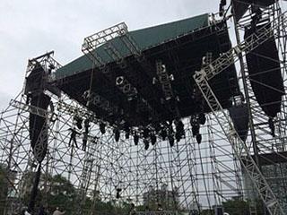 户外演出舞台灯光需注意的方面