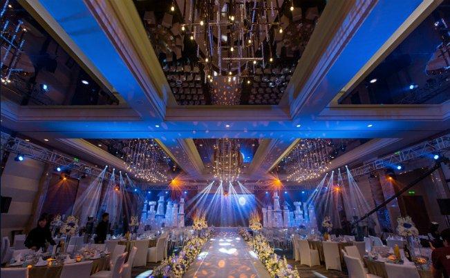 宴会厅舞台灯光系统综合解决方案