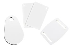 RFID PVC Keytags