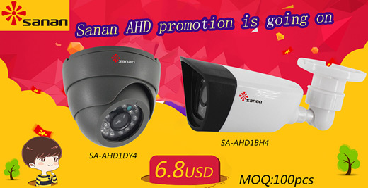 Sanan AHD promotion is going on