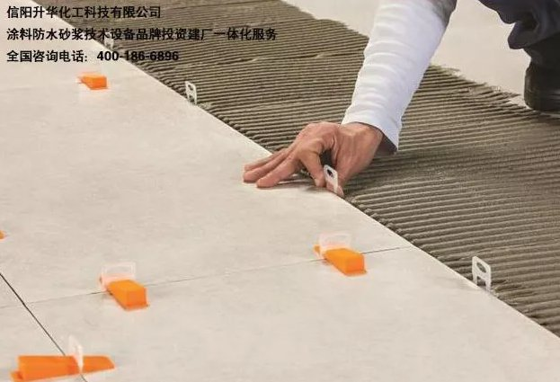Several common problems in the use of ceramic tile back glue