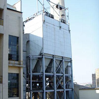 SHD-W文丘里棒式双碱法脱硫技术
