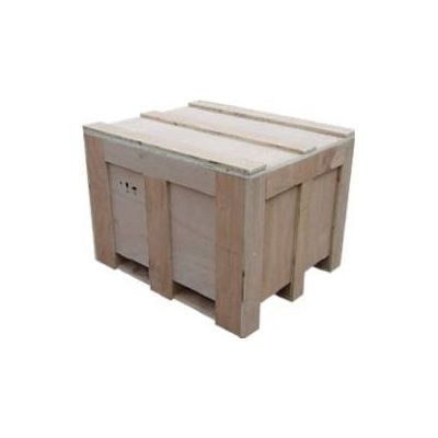青岛实木普通木箱
