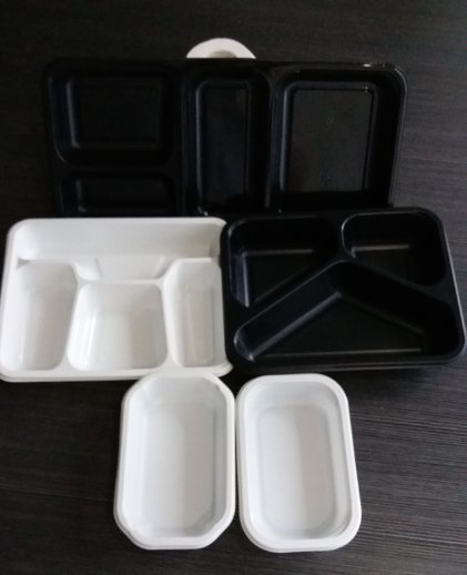 CPET food tray