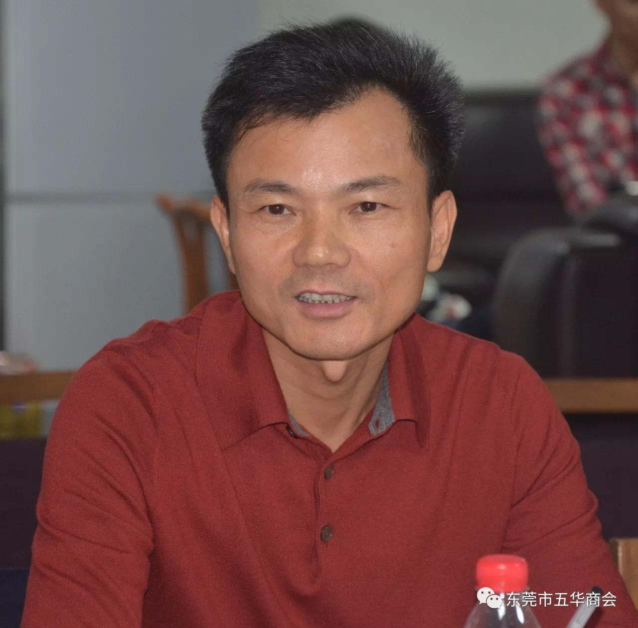 常务副会长陈一明
