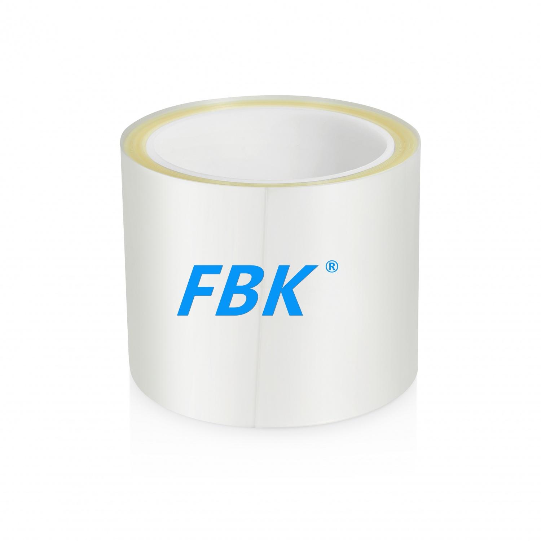 FBK 3D冷雕/蚀刻丝印工艺钢化膜去白边0.3mmAB胶原材料生产厂家 卷材批发