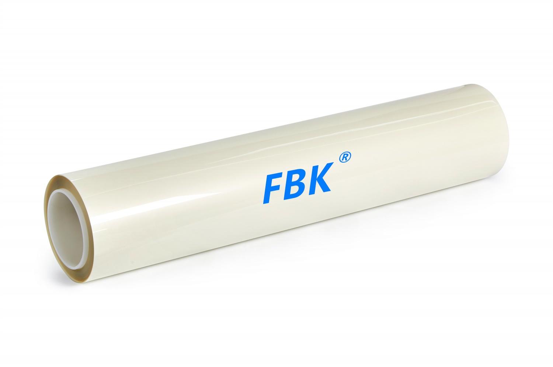 FBK 3D曲面屏手机0.15mm白色自修复TPU水凝膜原材料生产厂家 卷材批发