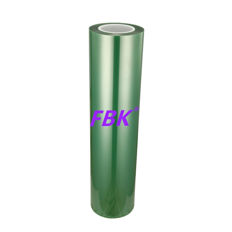 FBK 3D曲面屏手机0.18mm绿色自修复TPU水凝膜原材料生产厂家 卷材批发