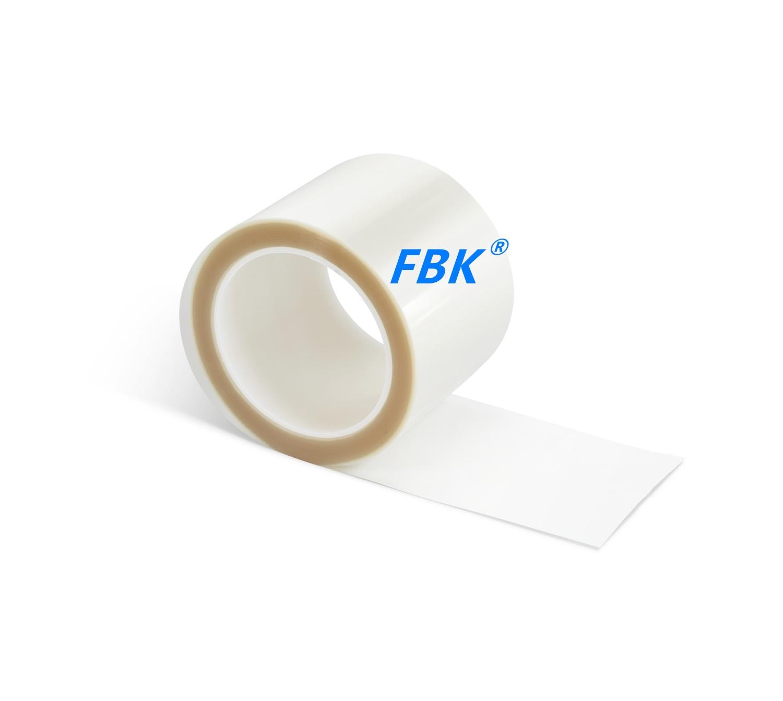 FBK 3D蚀刻丝印工艺钢化膜去白边0.27mmAB胶原材料生产厂家 卷材批发