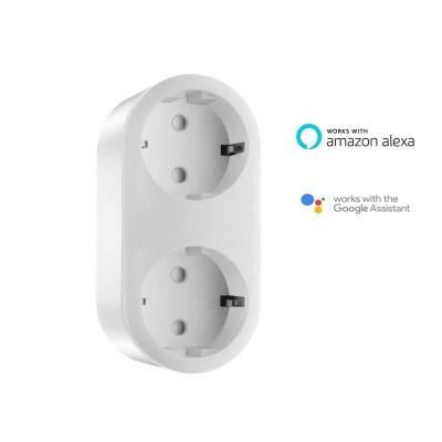WiFi 2 in 1 Smart Plug (US/EU)