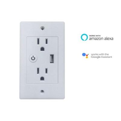WiFi Wall Socket (US/EU)