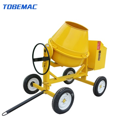 CM400-4C Concrete Mixer