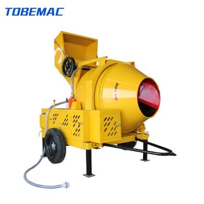 JZC350-DW Concrete Mixer