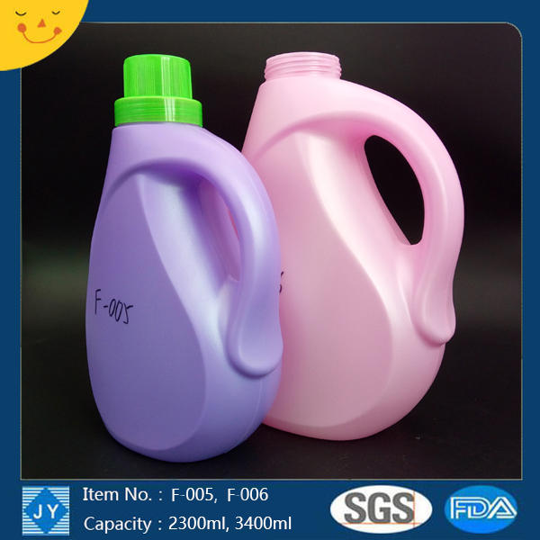 2.3L&3.4L HDPE Bottle Customized Color Beauty Container