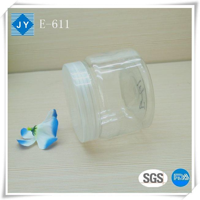 480ml 16oz Round Wholesale Plastic Storage Jars