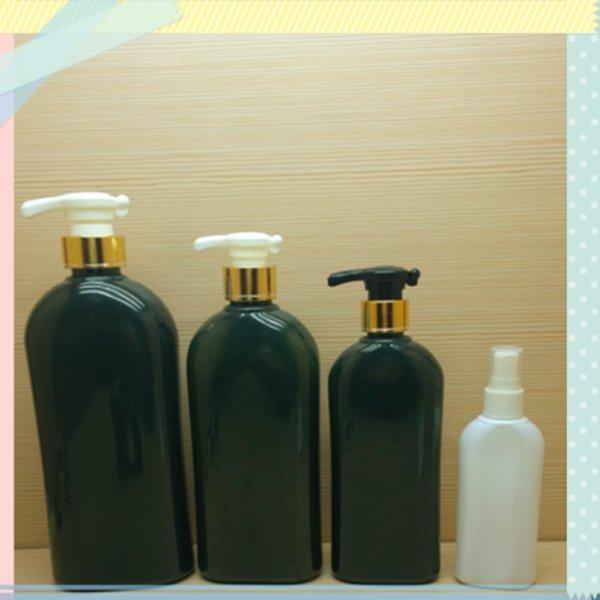 300ml 10oz fashion pet plastic bottle for shampoo, shampoo empty plastic bottles