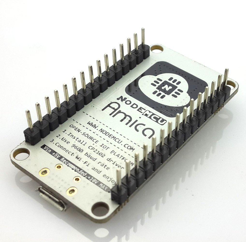 HiLetgo New Version ESP8266 NodeMCU LUA CP2102 ESP-12E Internet WIFI Development Board