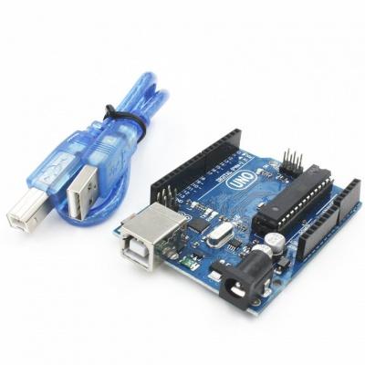 UNO R3 ATmega328P ATMEGA16U2 Development Board Compatible With UNO R3 Arduino