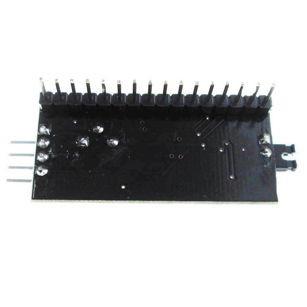 5V IIC I2C TWI SPI Series Adapter 2004 20X4 1602 LCD Display Arduino