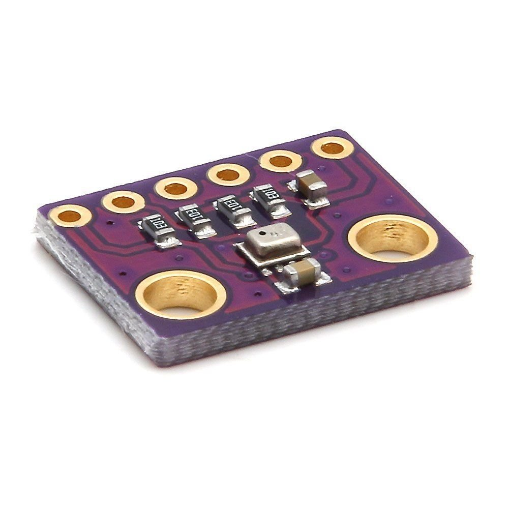 BME280 Atmospheric Pressure Sensor Temperature Humidity Sensor Breakout for Arduino