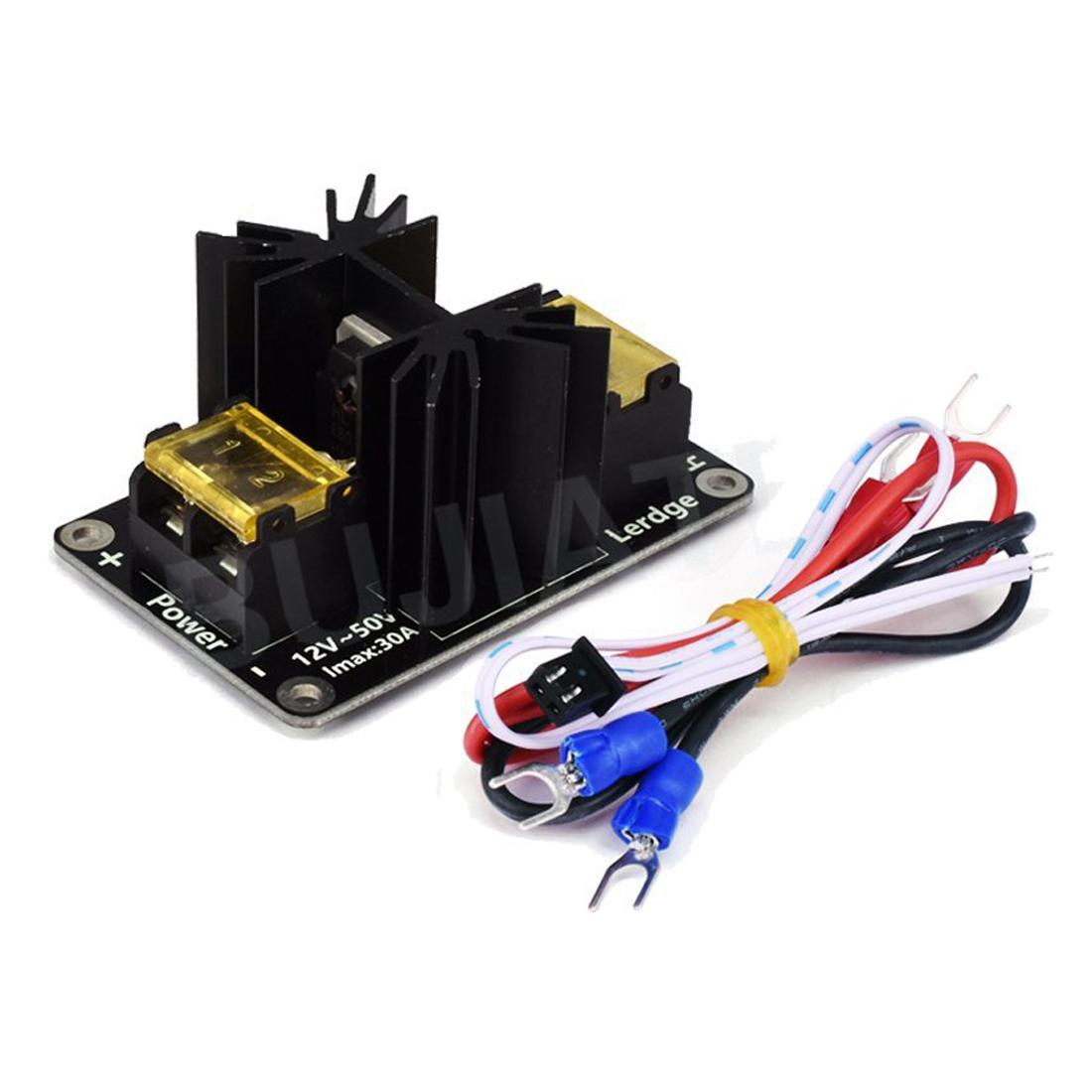 3D Printer Accessories 30A Mos Tube Heat Bed Power Module