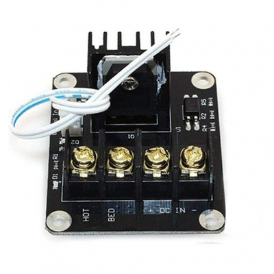 Heat Bed Power Module Expansion Hot Bed MOS Tube for 3D Printer
