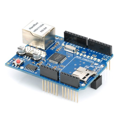 Ethernet W5100 Shield Network Expansion Board w/ Micro SD Card Slot for Arduino