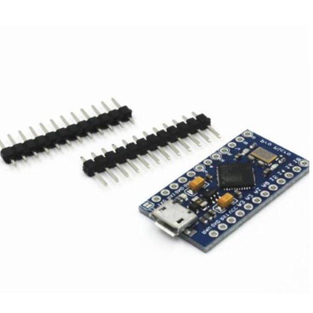Leonardo Pro Micro Arduino 5V/16MHz ATmega32U4 Bootloader Micro USB Pro mini